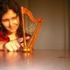 Weihnächtliche Harfe Kath. Kirche Flims Waldhaus Billets
