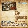 Frenchcore s'il vous plait Club Borderline 2.0 Basel Tickets