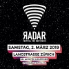 Radar Langstrasse Zürich Billets
