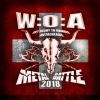 WOA Metal Battle 2018 Kulturzentrum Galvanik Zug Billets