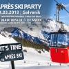 Après-ski Party Kulturzentrum Galvanik Zug Billets