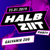 Halbziit Party Kulturzentrum Galvanik Zug Tickets
