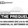 "Rap History "" Lesson 1 - The Prequel"" Gaskessel Bern Billets"