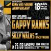 King Size Sound 18th Anniversary Gaskessel Bern Biglietti