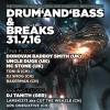 Drum and Bass & Breaks Gaskessel Bern Tickets