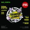 Anderland Sommerfest Viertel Klub Basel Biglietti