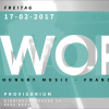 Worakls (Hungry Music, FR) Provisorium Basel Tickets