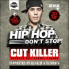 Hip Hop Don't Stop! presents: Cut Killer Show Gleiswerk die Eventfabrik Thun Billets