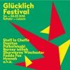 Glücklich Festival Konzerthaus Schüür Luzern Tickets