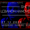 She Past Away, Lebanon Hanover Musigburg Aarburg Tickets