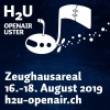 H2U Openair Uster Zeughausareal Uster Billets