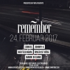 Remember Härterei Club Zürich Tickets