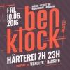 Ben Klock (Berlin / Ostgut Ton Klockworks) Härterei Club Zürich Tickets