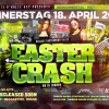 Easter Crash @ Halle 622 Halle 622 Zürich Tickets