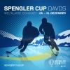 SpenglerCup 2018 - Spiel 1 Eisstadion Davos Platz Tickets