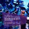 Abonnement Musique entre les lignes BCV Concert Hall Lausanne Biglietti