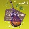 """Abonnement """"Le Flon autrement"""" 2016-2017 BCV Concert Hall Lausanne Billets"""
