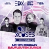 EDX - No Xcuses Kaufleuten Klubsaal Zürich Tickets