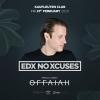 EDX - No Xcuses Kaufleuten Klubsaal Zürich Billets