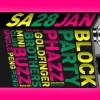 Block Party Hinterhof Bar Basel Biglietti