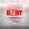 Hot Brasil & Salsa Boat - Red & White Lac de Morat Neuchâtel Neuchâtel Biglietti
