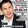 Daniele Ganser Stadthofsaal Uster Billets