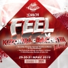 Juanes Feel Kizomba & Bachata Festival 2019 Bananenreiferei & Tanzwerk 101 Zürich Tickets