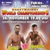 K1 Fight Night Bern Leichtathletikhalle Wankdorf Bern Tickets