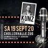 KUNTERBUNT mit KUNZ (DUO) Chollerhalle Zug Biglietti