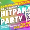 Hitparaden Party Kammgarn Schaffhausen Billets
