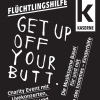 Get up off your butt Kaserne (Reithalle) Basel Tickets
