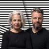 Kamilya Jubran (PS) & Werner Hasler (FL/CH) Kaserne (Rossstall 1) Basel Billets