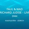Wave w/ Faul & Wad Kaufleuten Klub Zürich Biglietti