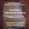 Russisch-orthodoxer Gesang Berner Münster Bern Tickets
