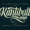 Kantiball KIFF Aarau Billets