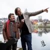 Max Lässer & Pedro Lenz (CH) Kiff, Saal Aarau Tickets