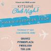 Kitsuné x HW&W European Tour Club Bonsoir Bern Tickets