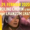 Caroline Chevin & Band KREUZ Jona Billets