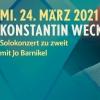 Konstantin Wecker KREUZ Jona Tickets