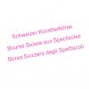 59. Schweizer Künstlerbörse 2018 Schadausaal Thun Biglietti