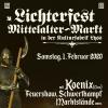 Lichterfest - Mittelaltermarkt Kulturfabrik KUFA Lyss Lyss Billets