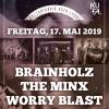 Brainholz + Worry Blast + The MinX Kulturfabrik Lyss KUFA Lyss Tickets