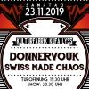 Donnervouk + Swiss Made Chaos Kulturfabrik KUFA Lyss Lyss Billets