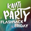 Flashback Friday - Kanti Party Kugl St. Gallen Billets