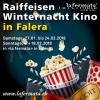Raiffeisen Winternacht Kino 2018 la fermata Falera Billets