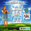 Lederhos'n Party Forum im Ried Landquart Tickets