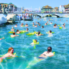54. Zürcher Limmatschwimmen Frauenbadi Stadthausquai Zürich Biglietti