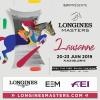 Longines Masters Lausanne Place Bellerive Lausanne Billets