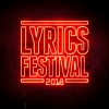 Lyrics Festival Kanzlei Club Zürich Tickets