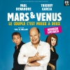 Mars et Venus Salle Centrale de la Madeleine Genève Tickets